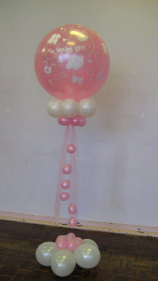 Baby Balloon Decorations