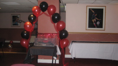 Cake Decor Cumbernauld : Engagement Balloon Decorations & Partyware