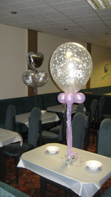 Cake Decor Cumbernauld : Adult Party Balloon Decorations
