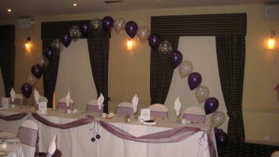 Cake Decor Cumbernauld : Arch Decor
