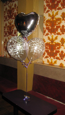 Cake Decor In Cumbernauld : Engagement Balloon Decorations & Partyware